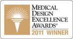 MDEA Gold logo