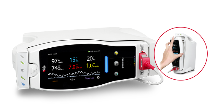 Masimo - Radical-7® Pulse CO-Oximeter®